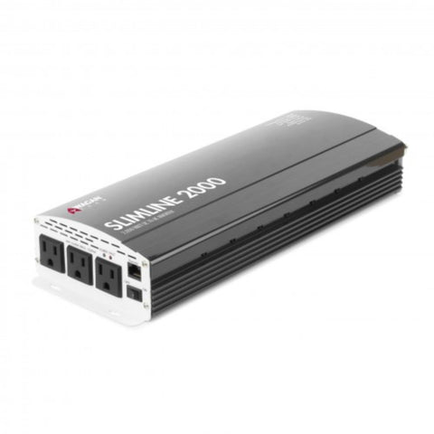 Image of Wagan Slim Line 2000W Power Inverter - TinyHouseSupplyShop.com