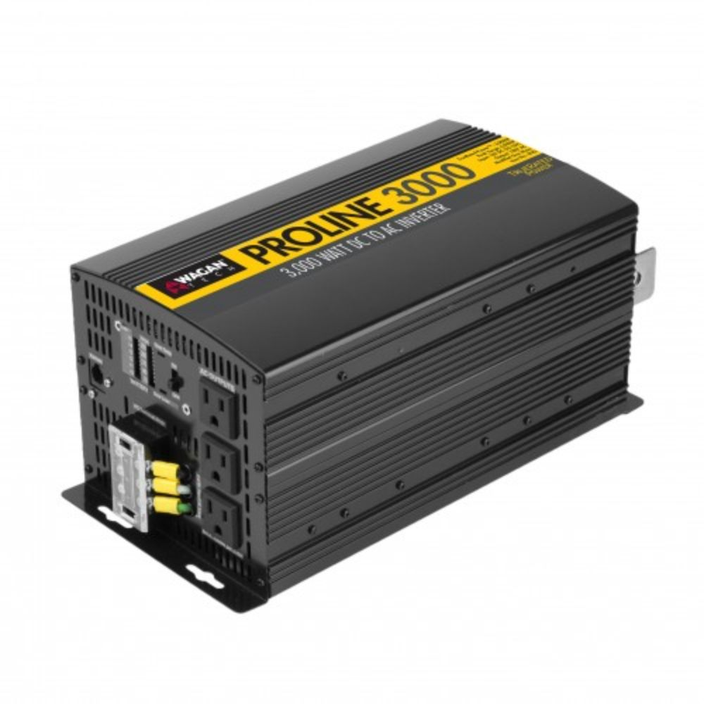 Wagan Proline Inverter 3000W + Remote 24V - TinyHouseSupplyShop.com