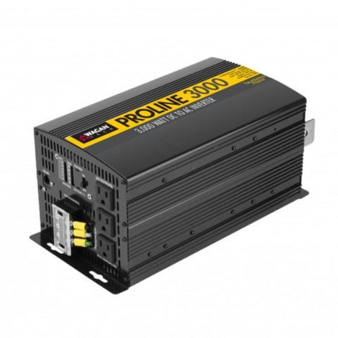 Image of Wagan Proline Inverter 3000W + Remote - TinyHouseSupplyShop.com