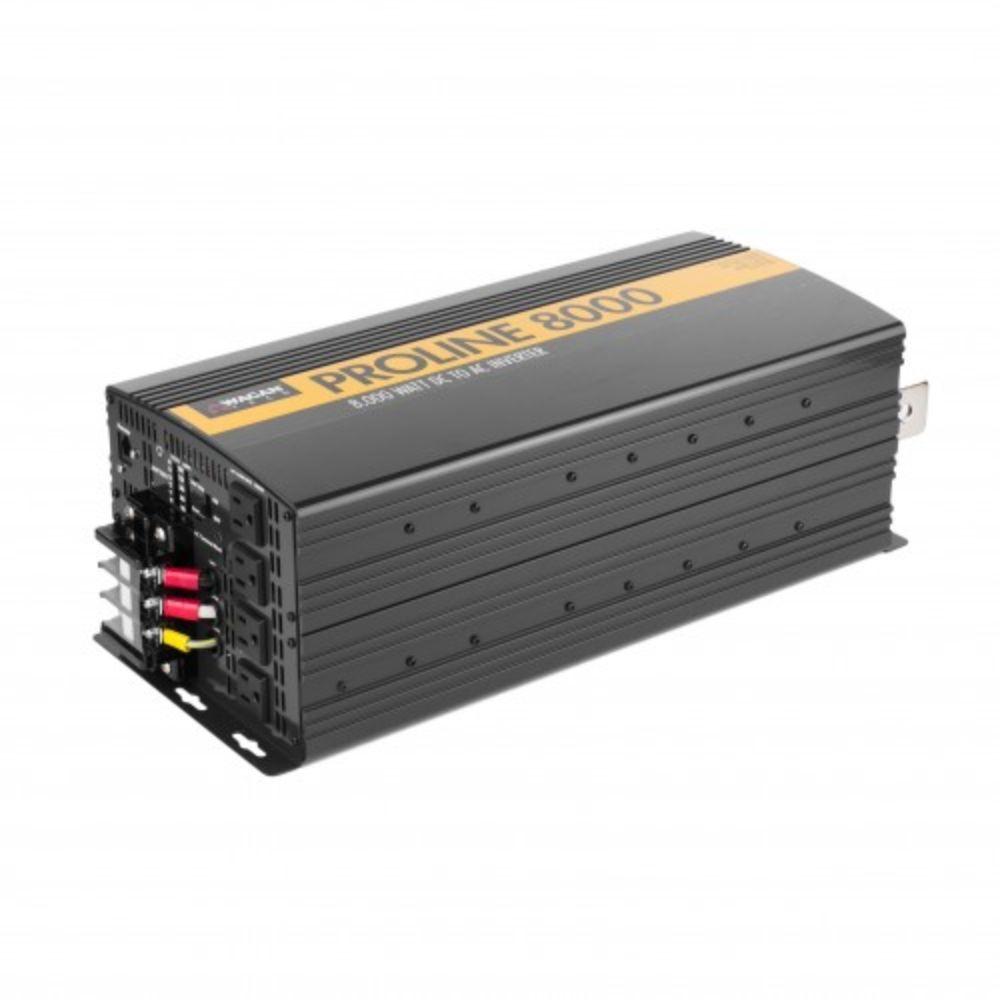 Wagan Proline 8000W Inverter + Remote 24V - TinyHouseSupplyShop.com