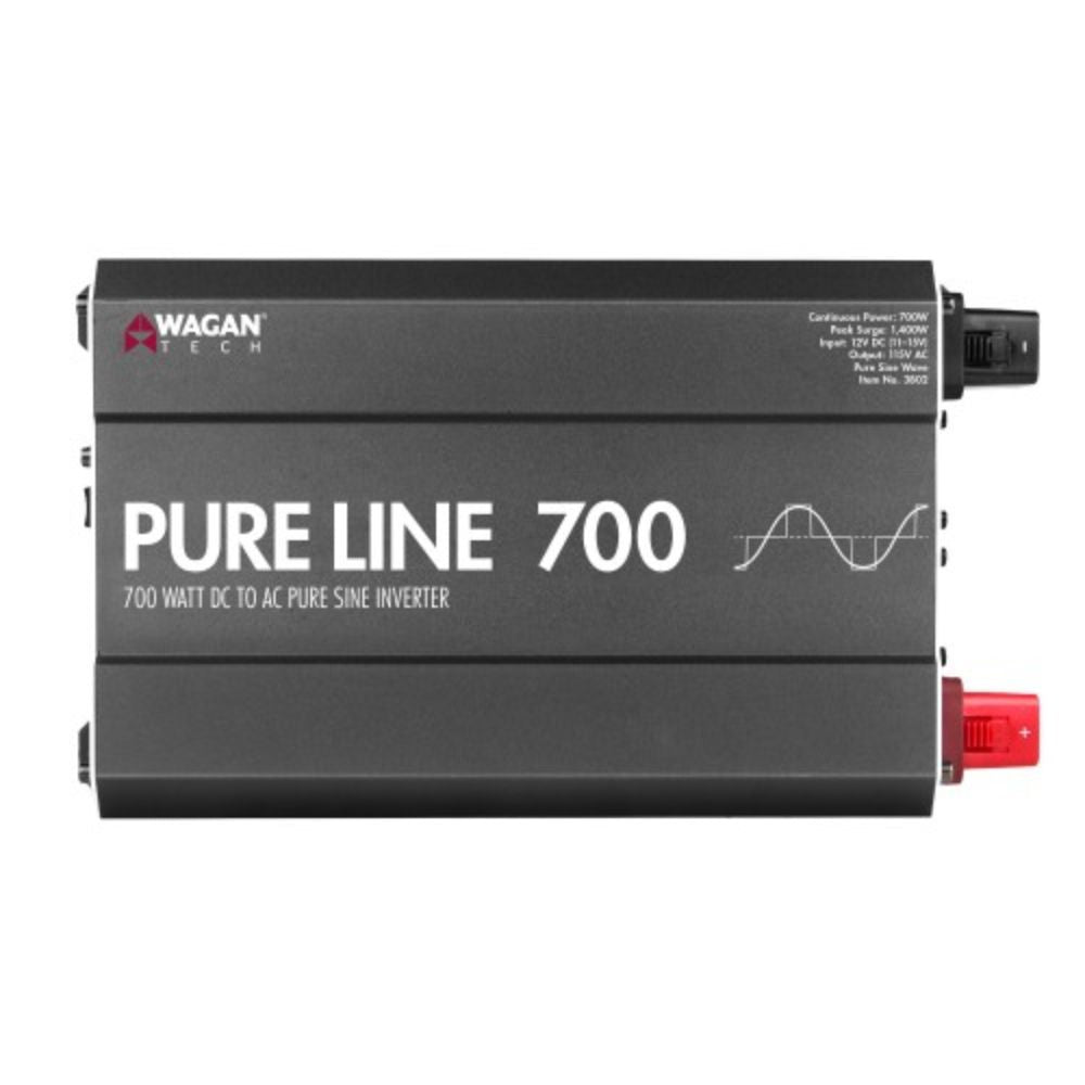 Wagan ETL PureLine 700W Power Inverter - TinyHouseSupplyShop.com