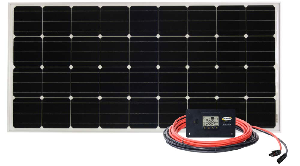 Go Power! Solar Extreme Complete Solar and Inverter System with 480 Watts of Solar - TinyHouseSupplyShop.com