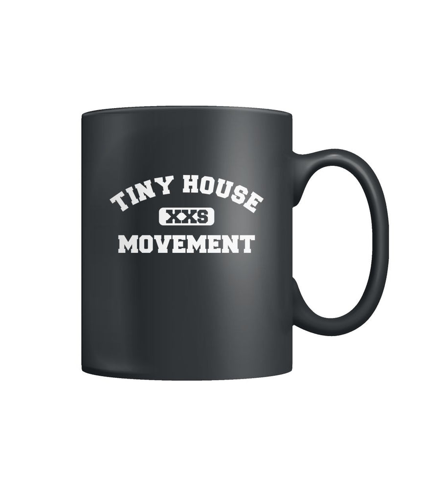 Tiny House Movement Mug Color Coffee Mug - TinyHouseSupplyShop.com