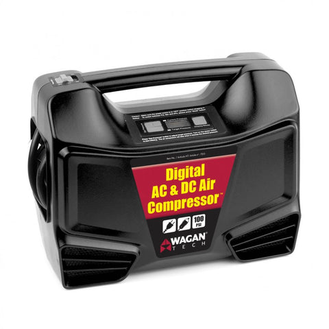 Image of Wagan QuickSet™ AC/DC Digital Air Inflator - TinyHouseSupplyShop.com