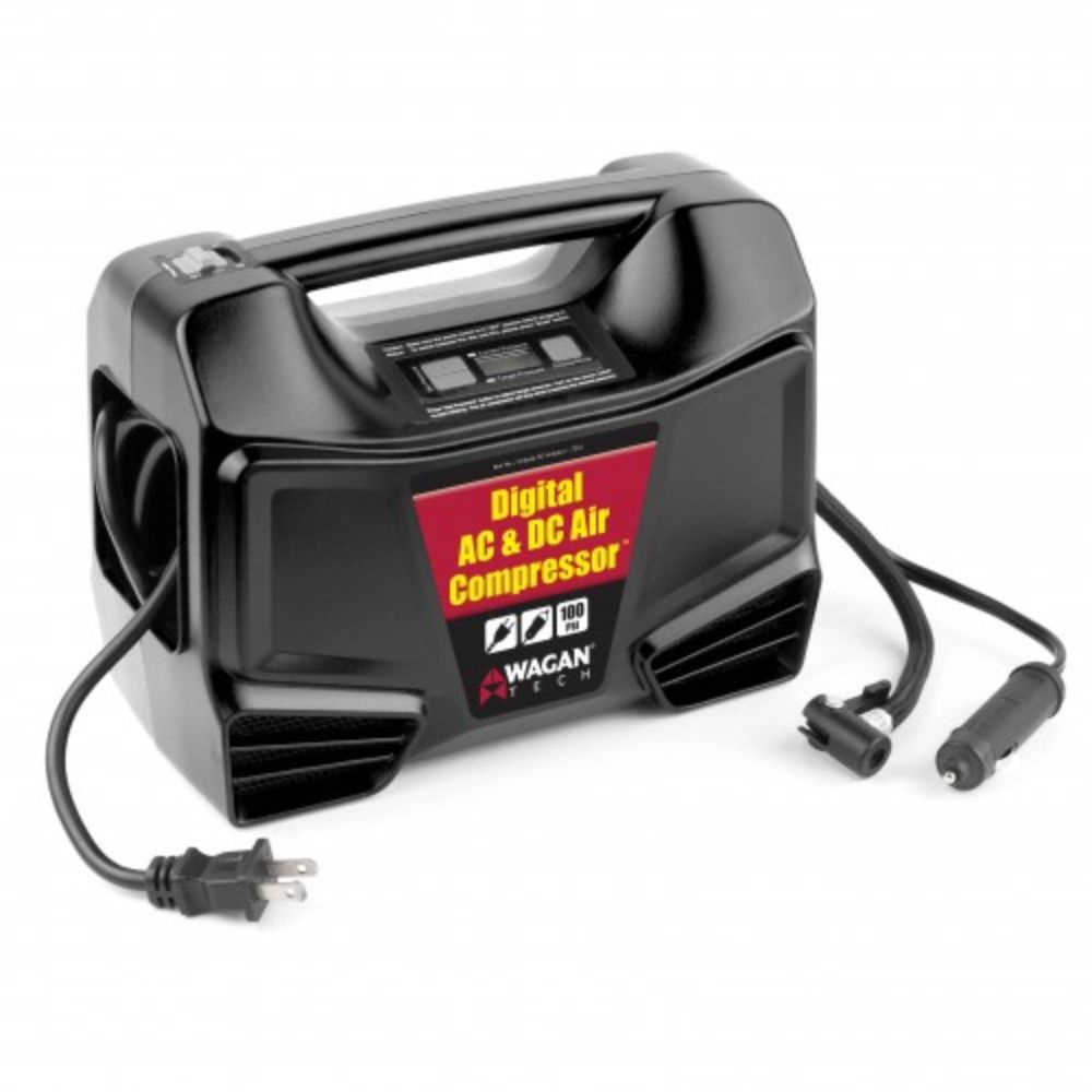 Wagan QuickSet™ AC/DC Digital Air Inflator - TinyHouseSupplyShop.com
