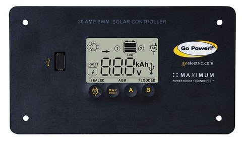 Image of Go Power! Weekender SW Complete Solar and Inverter System with 160 Watts of Solar - TinyHouseSupplyShop.com