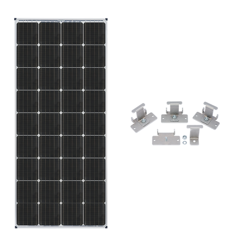 Zamp Solar 170 Watt Deluxe Solar Panel Expansion Kit - TinyHouseSupplyShop.com