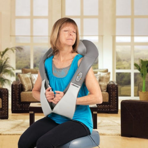 Image of Wagan Heated Shiatsu Massage Belt - TinyHouseSupplyShop.com