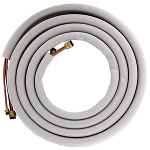MRCOOL Installation Kit - 25 feet (1/4 x 1/2) Lineset for 12K & 18K Indoor (25ft Kit 02) - TinyHouseSupplyShop.com