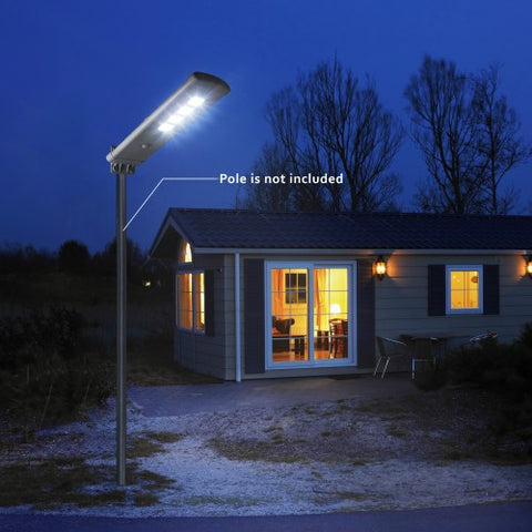 Image of Wagan 3000 Lumen Solar LED Floodlight - TinyHouseSupplyShop.com