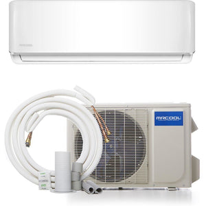 MRCOOL DIY 12K BTU 120V 17.5 SEER Ductless Mini Split Air Conditioner And Heat Pump