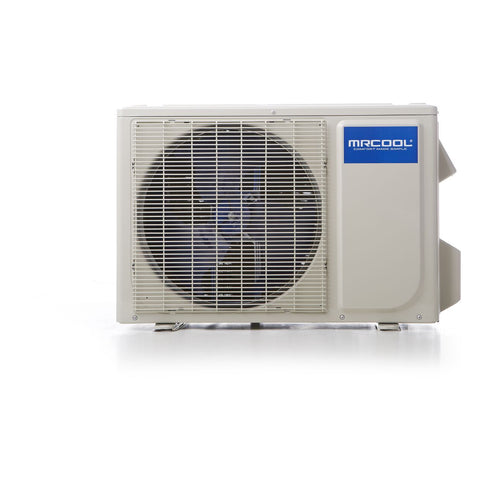 Image of MRCOOL DIY 12K BTU 120V 17.5 SEER Ductless Mini Split Air Conditioner And Heat Pump - TinyHouseSupplyShop.com