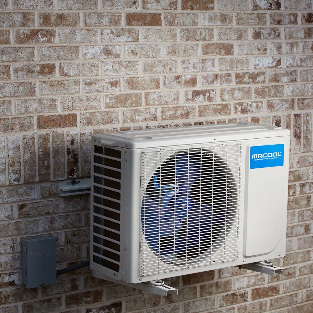 MRCOOL DIY 18K BTU 16 SEER Mini Split Air Conditioner And Heat Pump - TinyHouseSupplyShop.com