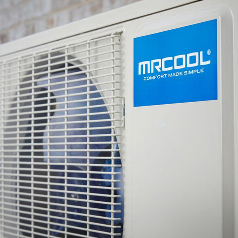 Image of MRCOOL DIY 24K BTU 16 SEER Mini Split Air Conditioner & Heat Pump - TinyHouseSupplyShop.com