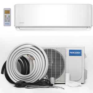 MRCOOL Oasis ES 9K Mini Split Air Conditioner And Heat Pump 22.8 SEER