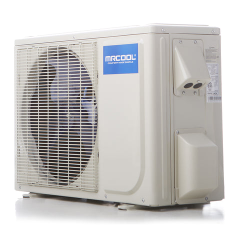 Image of MRCOOL Oasis ES 18K Mini Split Air Conditioner And Heat Pump 20.8 SEER - TinyHouseSupplyShop.com