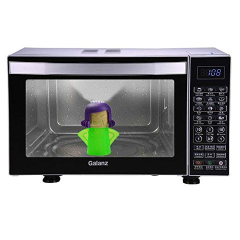 Image of Microwave Oven Cleaner Angry Mama Spray - TinyHouseSupplyShop.com