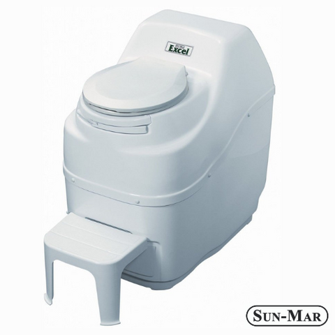 Image of Sun-Mar Excel Composting Toilet - TinyHouseSupplyShop.com