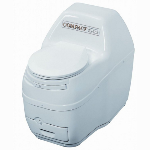 Image of Sun-Mar Compact Composting Toilet - TinyHouseSupplyShop.com