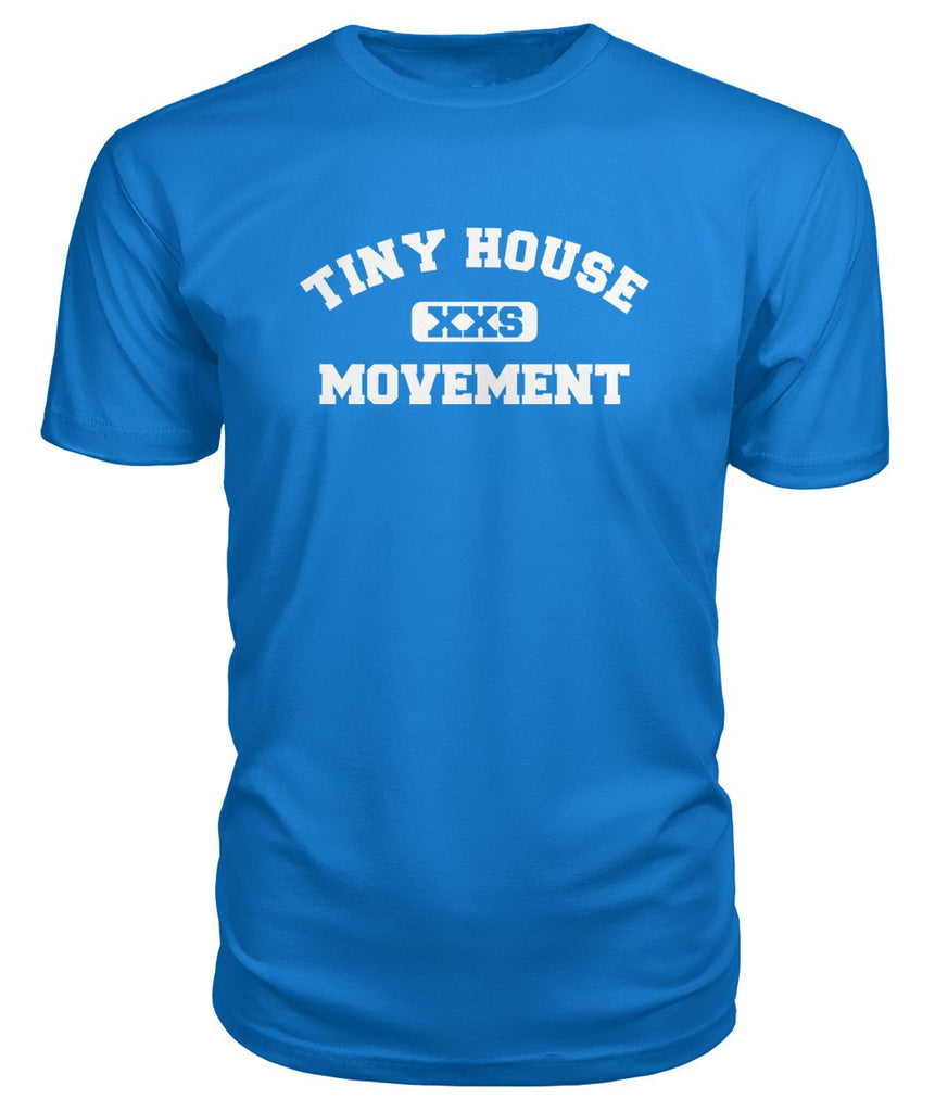 Tiny House Movement Premium Tee - TinyHouseSupplyShop.com
