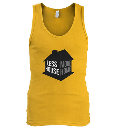 Image of Less House More Home Tank - TinyHouseSupplyShop.com