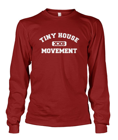 Image of Tiny House Movement Long Sleeve - TinyHouseSupplyShop.com