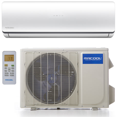 MRCOOL Oasis HH 9K Mini Split Air Conditioner And Heat Pump 25 SEER - TinyHouseSupplyShop.com