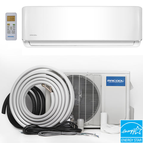 MRCOOL Oasis ES 18K Mini Split Air Conditioner And Heat Pump 20.8 SEER - TinyHouseSupplyShop.com