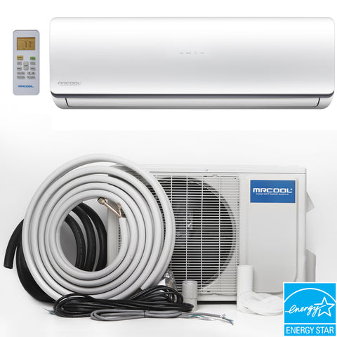 Image of MRCOOL Oasis HH 9K Mini Split Air Conditioner And Heat Pump 25 SEER - TinyHouseSupplyShop.com