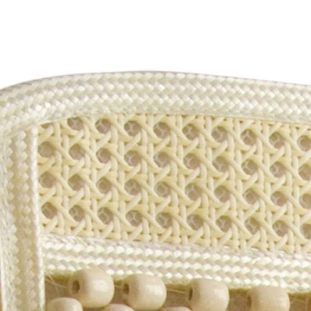 Wagan Bead/Rattan Cool Cushion - TinyHouseSupplyShop.com