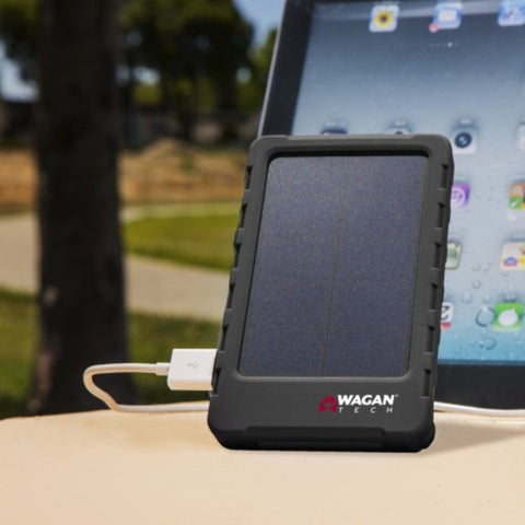Image of Wagan Solar E Charger Dex - TinyHouseSupplyShop.com