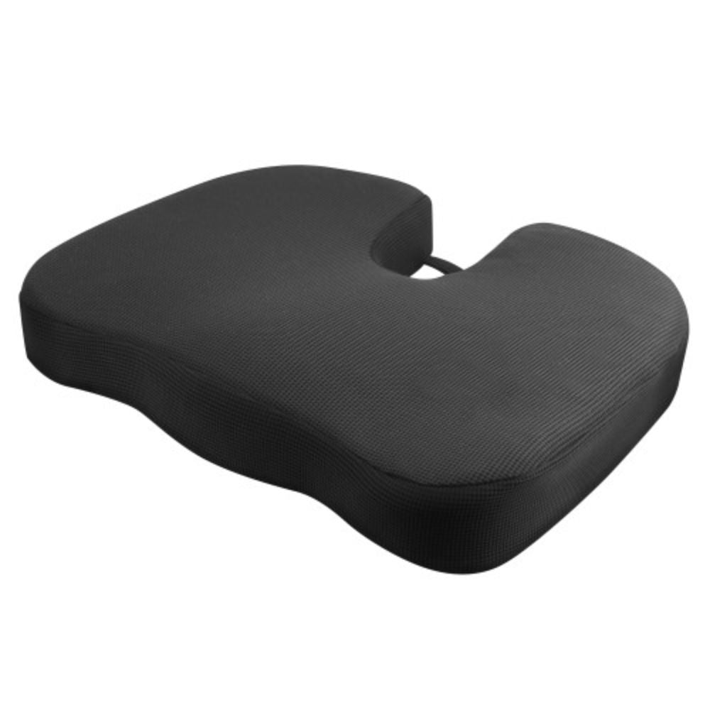 Wagan RelaxFusion™ Memory + Gel Coccyx Cushion - TinyHouseSupplyShop.com