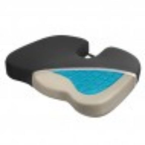 Image of Wagan RelaxFusion™ Memory + Gel Seat Cushion - TinyHouseSupplyShop.com