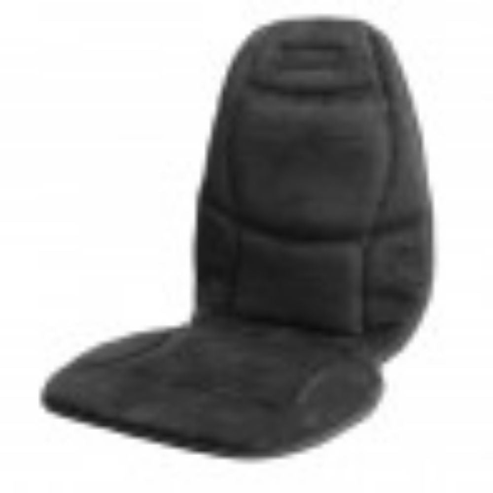 Wagan Deluxe Velour Heated Seat Cushion (Color Box) - TinyHouseSupplyShop.com