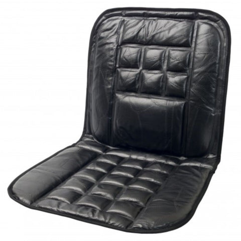 Image of Wagan Leather Lumbar Support Cushion - TinyHouseSupplyShop.com
