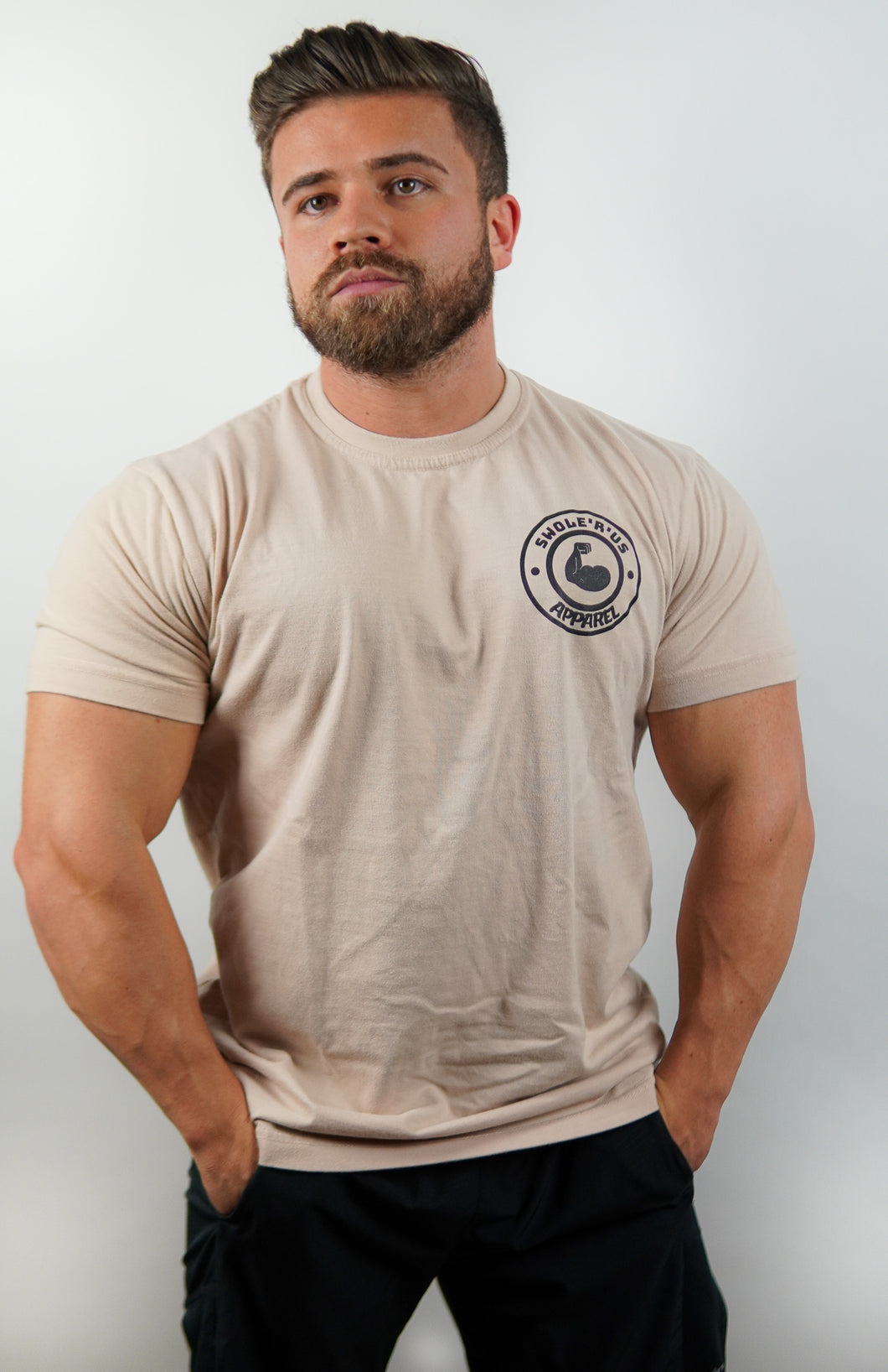 Protein Wheysted Premium Tee