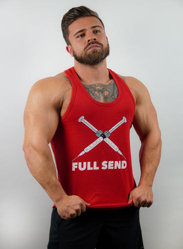 FULL SEND Stringer