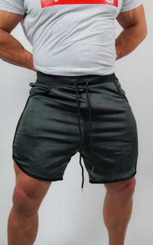 Men's Carbon Grey Lightweight Shorts