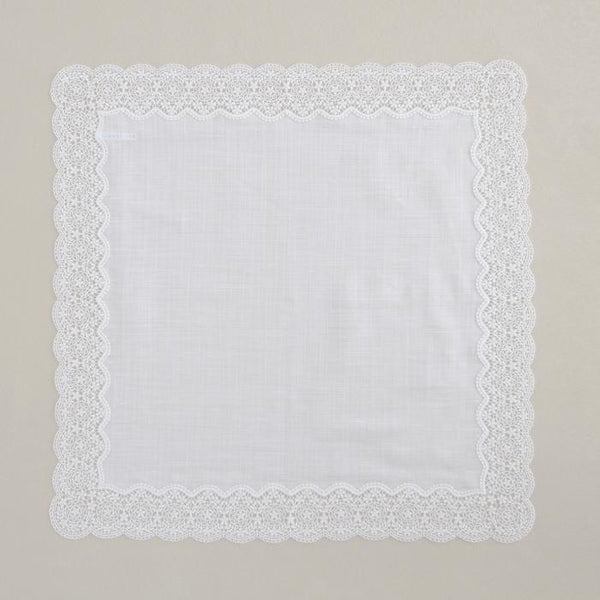 Flower lace(White)