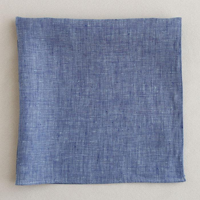 Color linen(47×47)(light  blue)