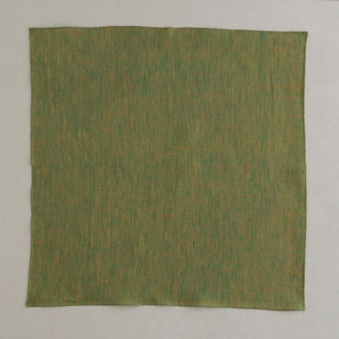 Color linen(41×41)(khaki)