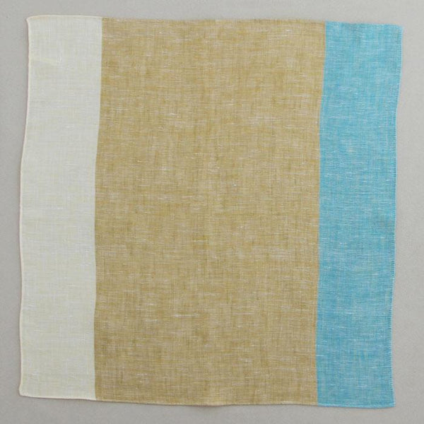 Double linen(light blue)