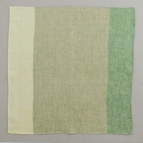 Double linen(light green)