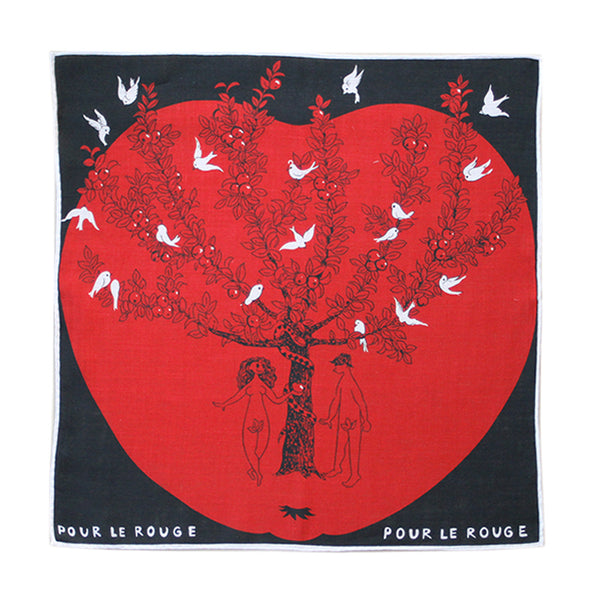 Rouge Chief【Apples and little birds】