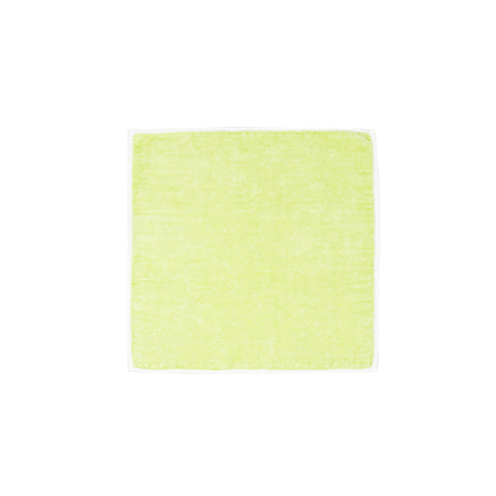 SIC  Color towel(lime green)