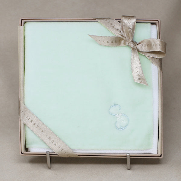 SIC  Color towel(mint green)