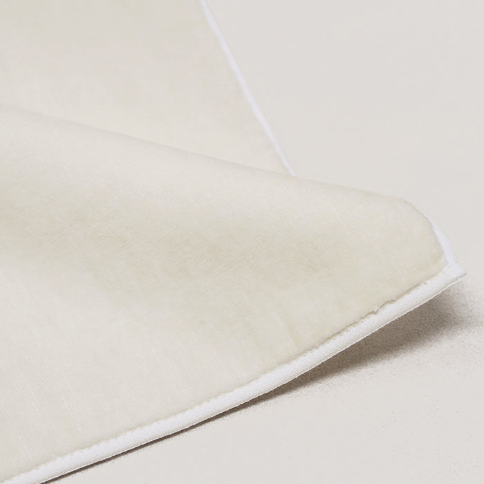 SIC  Color towel(ivory)