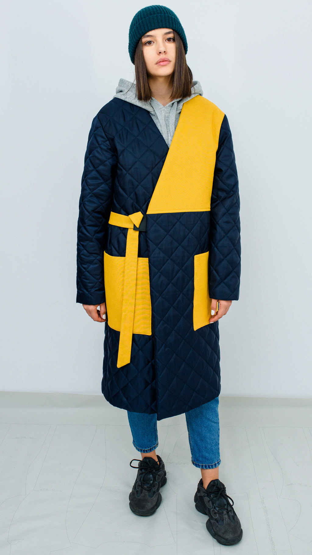 OVERSIZED WADDING COAT