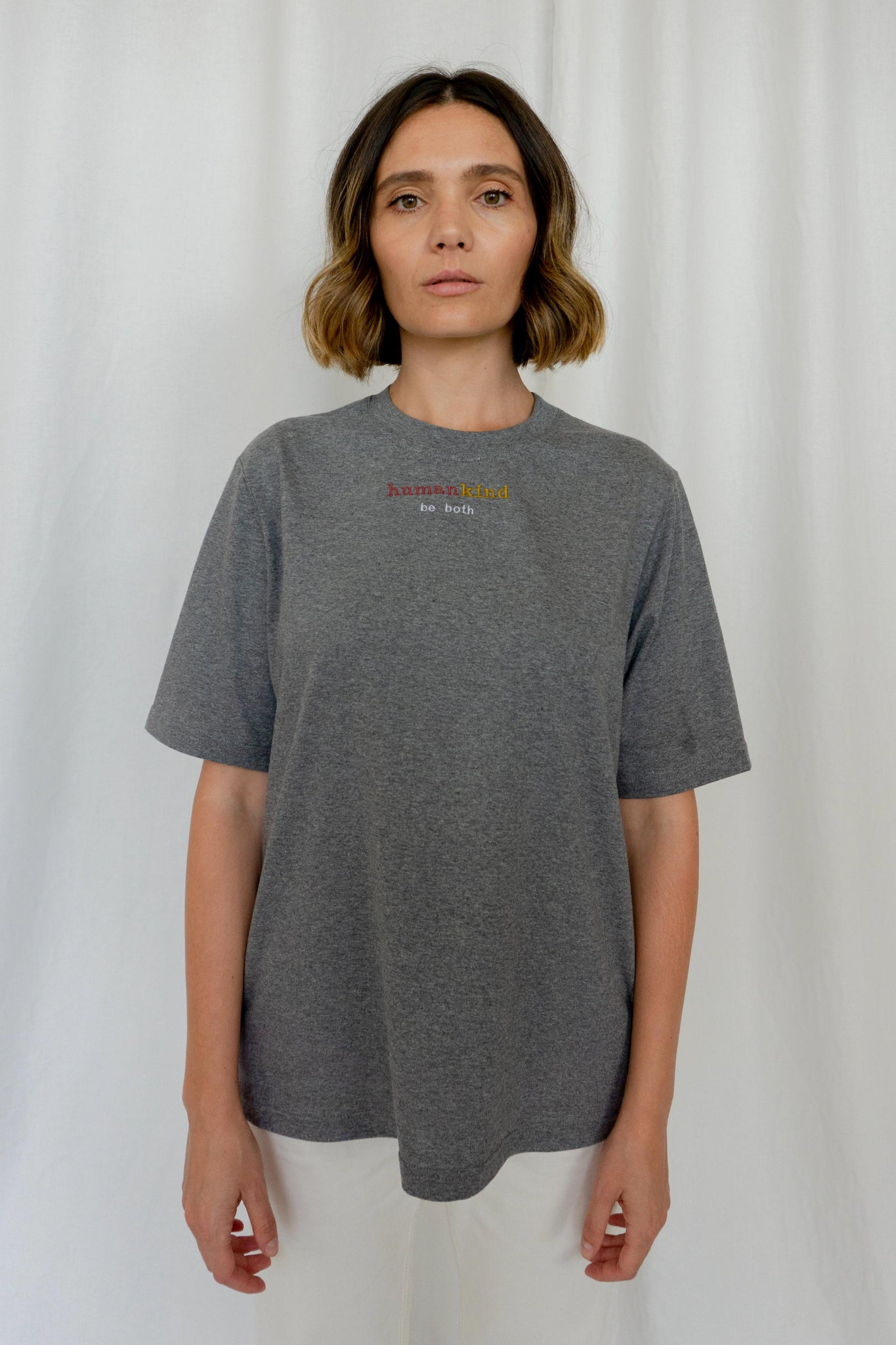 urban gray T-shirt