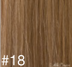 #18 Beige Hair Extensions - 100% Russian Remy High Quality Tape Hair Extensions